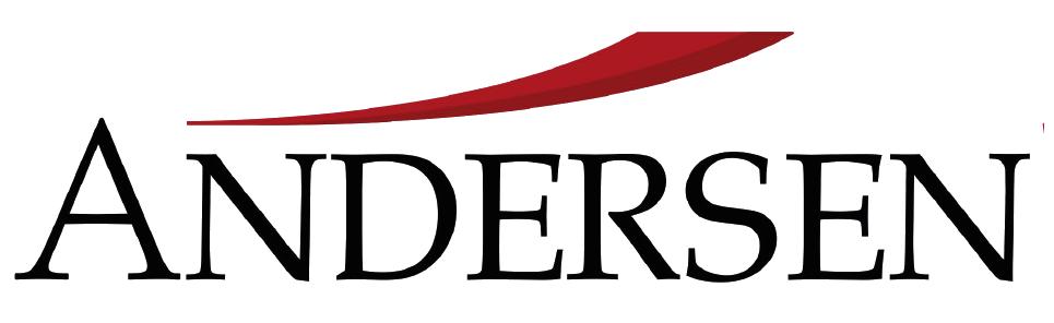 Logotipo Andersen