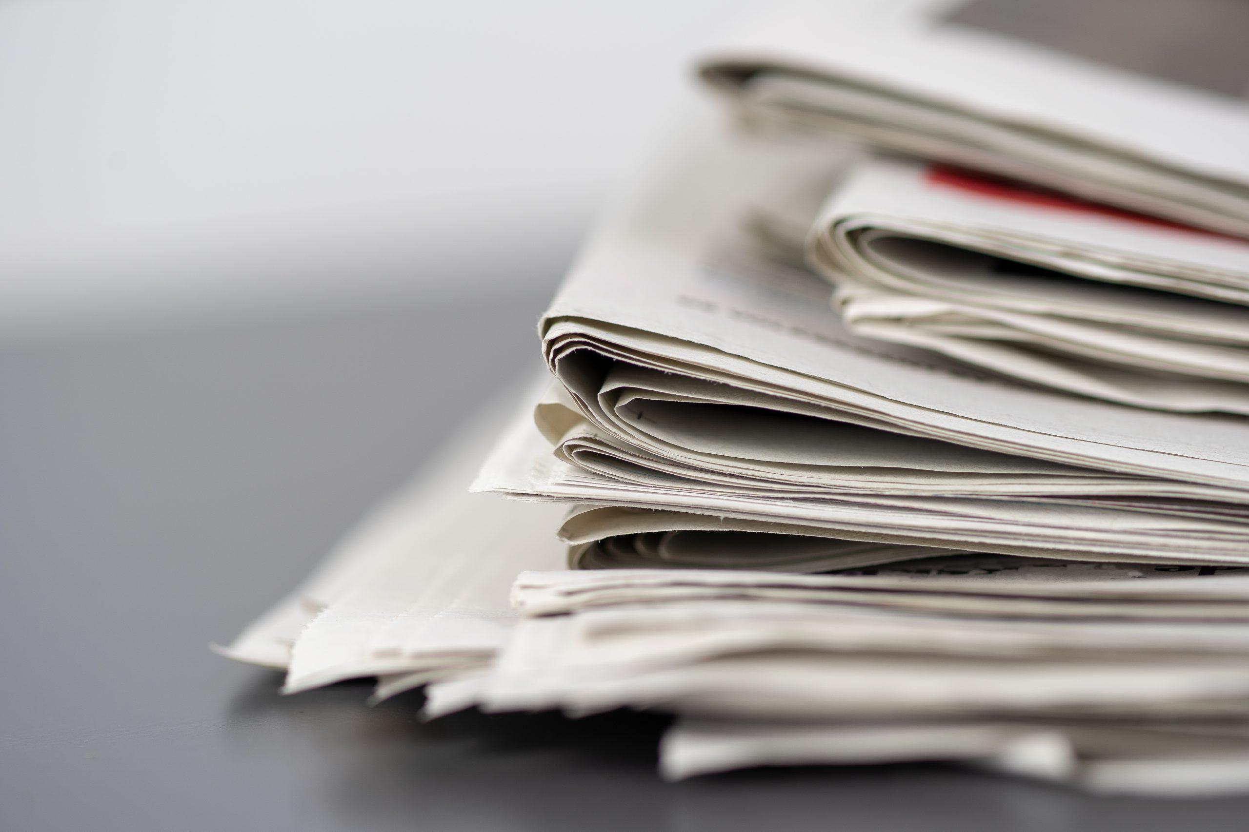 Periódicos de prensa