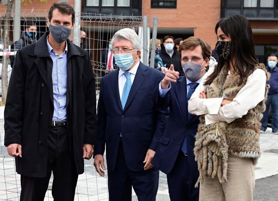 Alcalde de Madrid en Ribera de Calderón