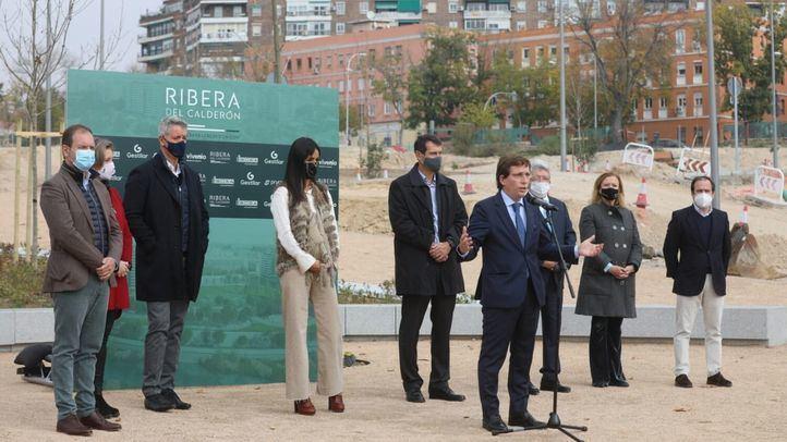 Presentación de la Operación Calderón