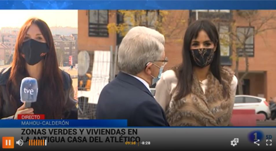 Reportaje Ribera del Calderón RTVE